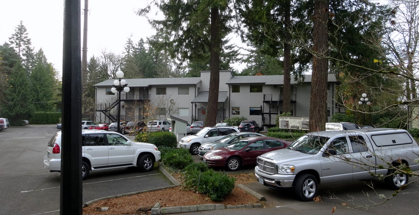 Secluded office space in Lake Oswego