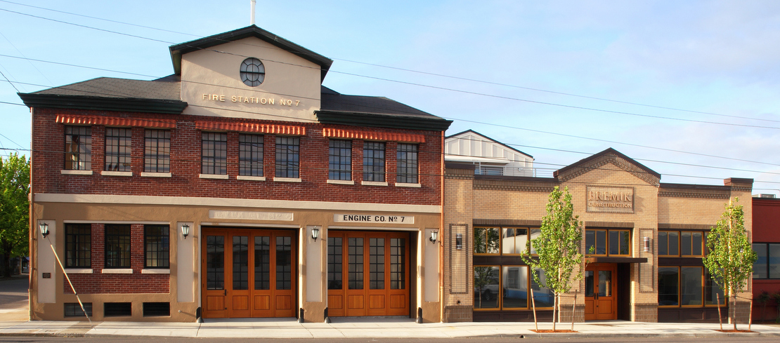 fire station property management portland oregon