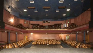 The 500-seat auditorium in the 90-year-old Washington High School is being transformed into a viable concert venue via soundproofing and other improvements.