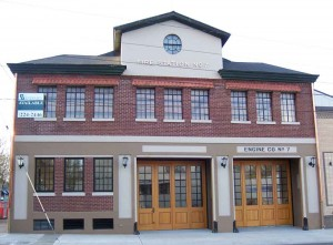 """Historic renovation, like the work on Fire Station No. 7, is """"the greenest thing you can do."""""""